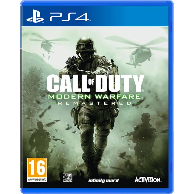 Call of Duty: Modern Warfare Remastered for PlayStation 4 - P4REFPACT21463 - 1