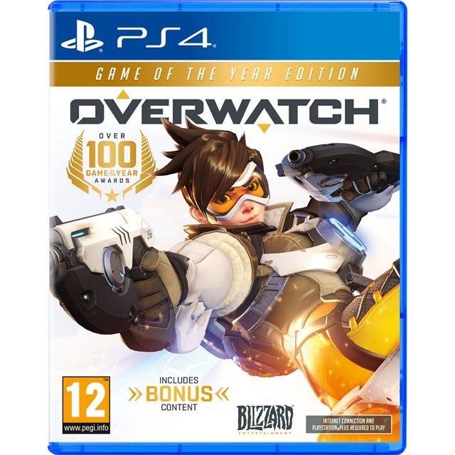 Overwatch: Game Of The Year for PlayStation 4 - P4REFPACT21653 - 1