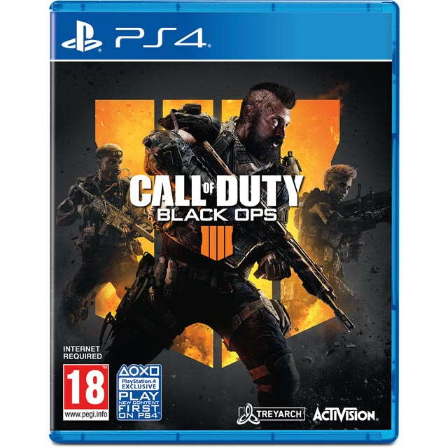 Call of Duty: Black Ops 4 for PlayStation 4 - P4REFPACT23920 - 1