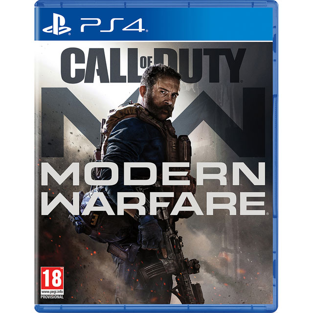 Call of Duty: Modern Warfare for PlayStation 4 - P4REFPACT28575 - 1