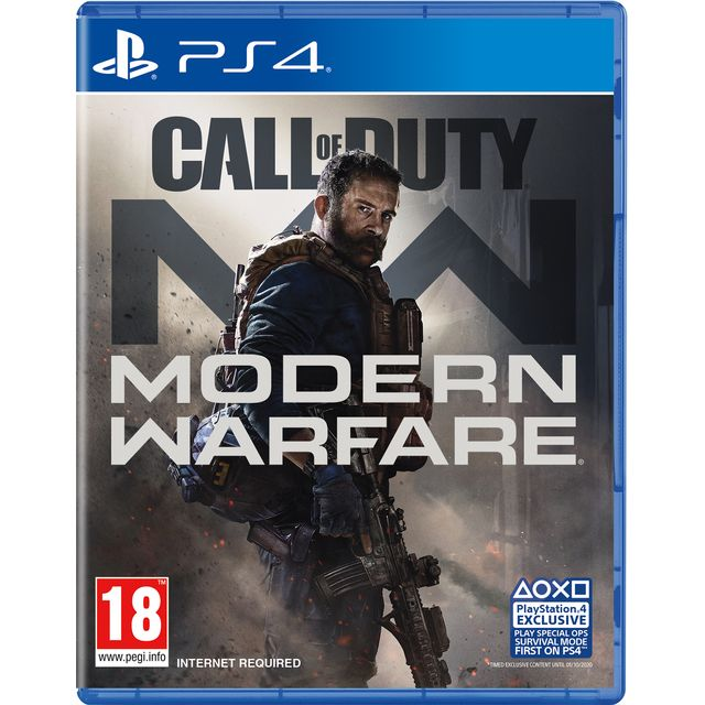 Call of Duty: Modern Warfare for PlayStation 4