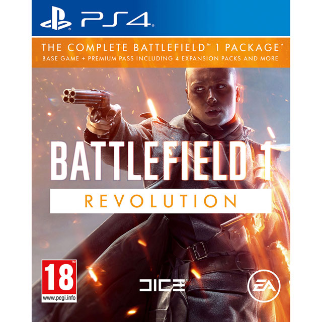 Battlefield 1 Revolution for PlayStation 4 - P4REFPELE12243 - 1