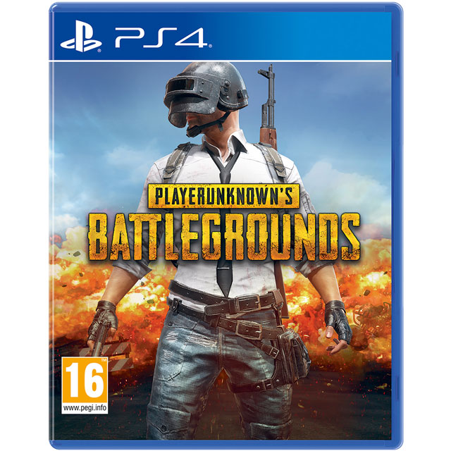 PlayerUnknown's Battlegrounds for PlayStation 4 - P4REFPSNY78781 - 1