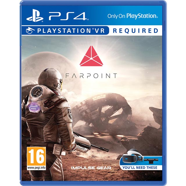 Farpoint VR for PlayStation 4 - P4REFPSNY84865 - 1