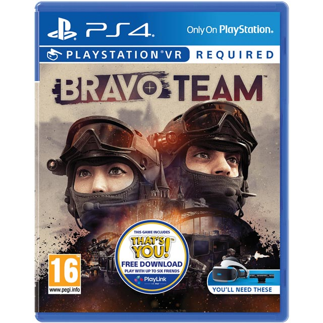 Bravo Team for PlayStation 4 - P4REFPSNY95566 - 1