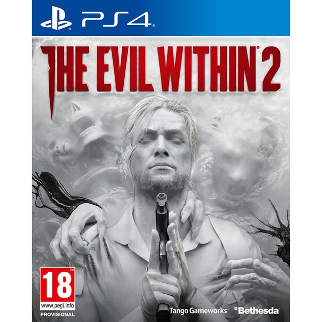 The Evil Within 2 for PlayStation 4 - P4REHRBET41632 - 1