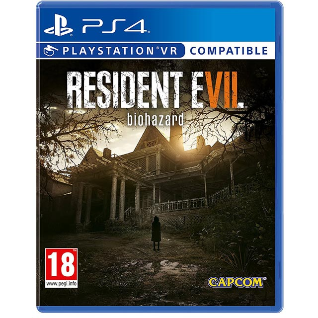 Resident Evil 7 Biohazard for PlayStation 4