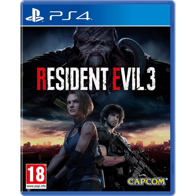 Resident Evil 3 for Sony PlayStation