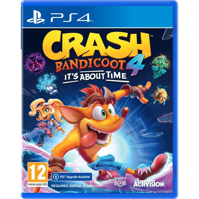 Crash Bandicoot 4: It�s About Time for Sony PlayStation