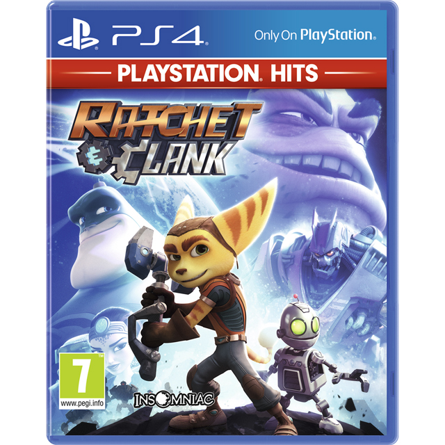 Ratchet & Clank: Playstation Hits for PlayStation 4 - P4REPLSNY41467 - 1