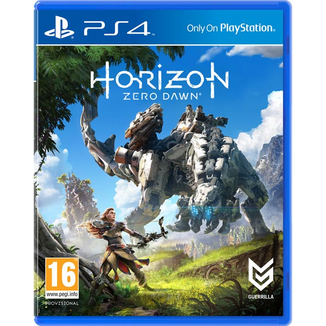 Horizon Zero Dawn for PlayStation 4 - P4REPOSNY82446 - 1