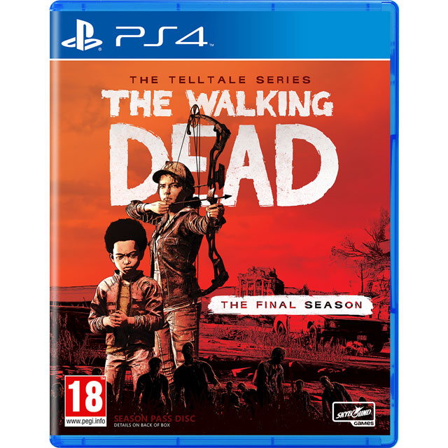 The Walking Dead: The Final Season for PlayStation 4 - P4RERPSKY03051 - 1