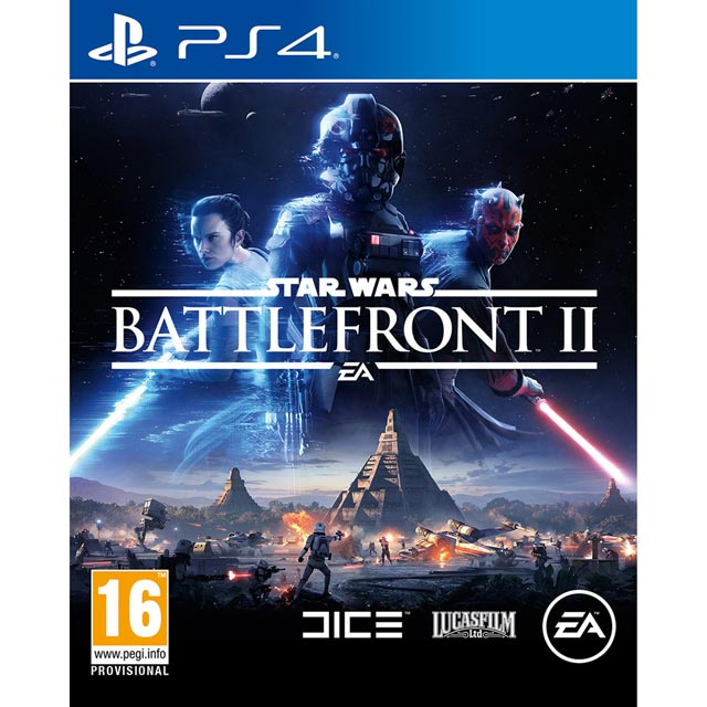 Star Wars: Battlefront II for PlayStation 4 - P4RESEELE12161 - 1