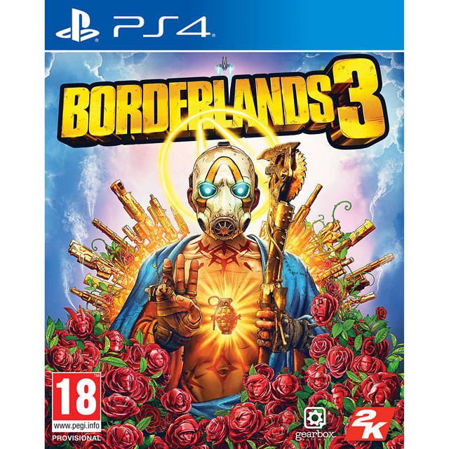 Borderlands 3 for PlayStation 4 - P4RESETAE42614 - 1
