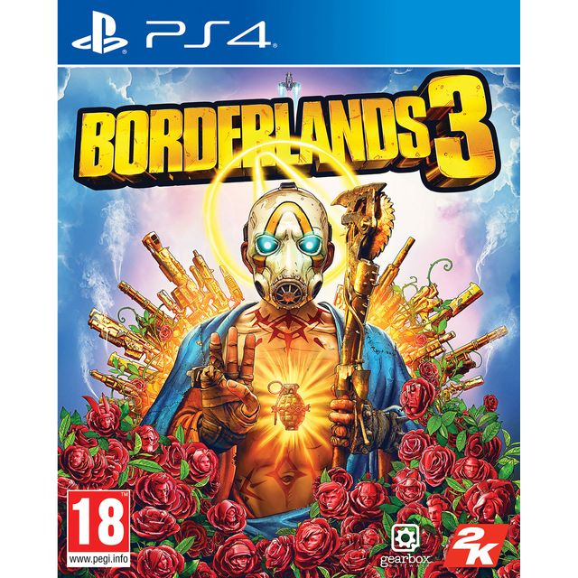 Borderlands 3 for PlayStation 4