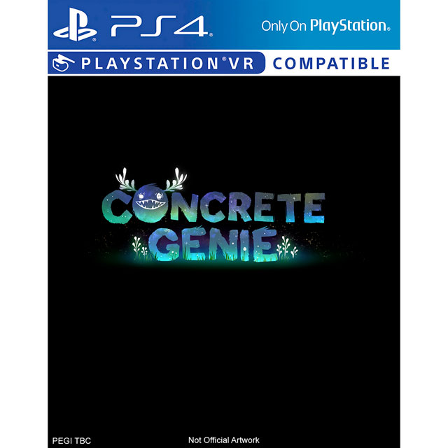 Concrete Genie VR for PlayStation 4