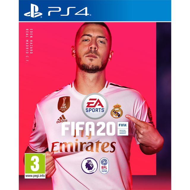 FIFA 20 for PlayStation 4 - P4RESSELE12253 - 1