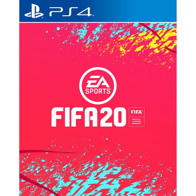 FIFA 20 for Sony PlayStation - P4RESSELE12253 - 1