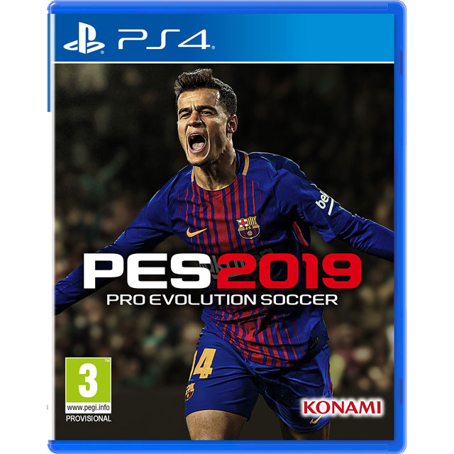 Pro Evolution Soccer 2019 for PlayStation 4 - P4RESSKON10369 - 1