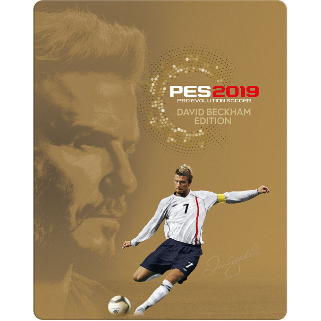 Pro Evolution Soccer 2019 David Beckham Edition for PlayStation 4