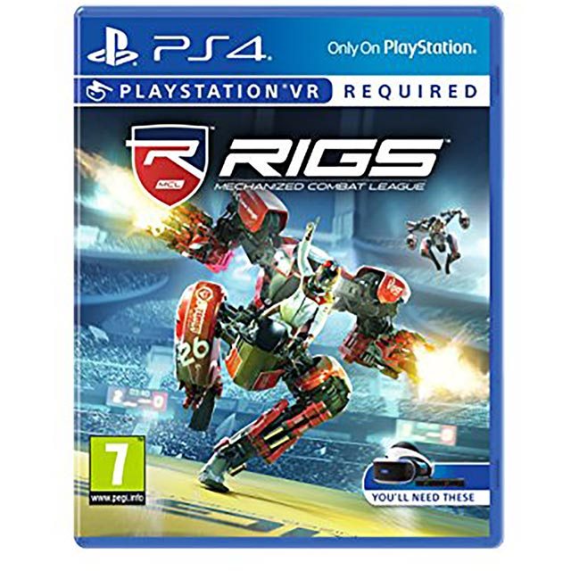 RIGS VR for PlayStation 4 - P4REVRSNY85005 - 1