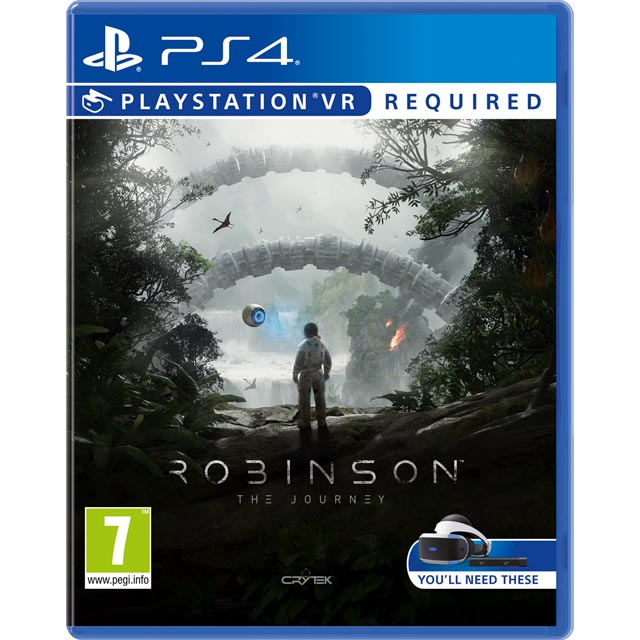 Robinson The Journey VR for PlayStation 4