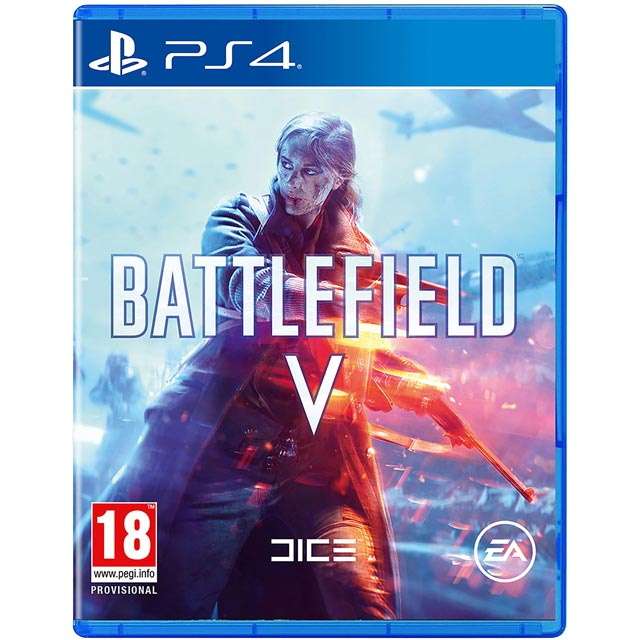 Battlefield V for Sony PlayStation - Pre-Order