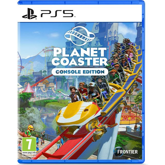 Planet Coaster Console Edition for PlayStation