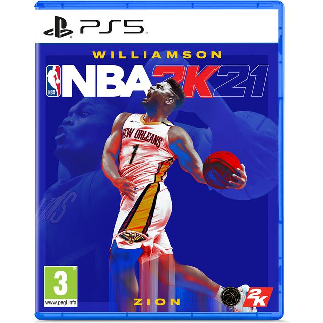 NBA 2k21 for PlayStation 5