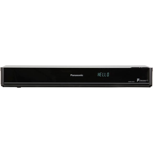 Panasonic Dvd Player in Black
