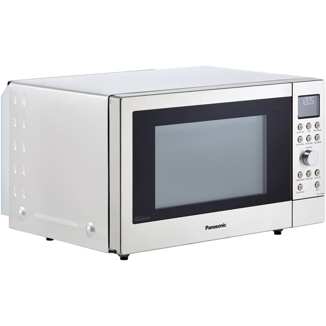 Panasonic NN-CD58JSBPQ 27 Litre Combination Microwave Oven - Silver - NN-CD58JSBPQ_SI - 2