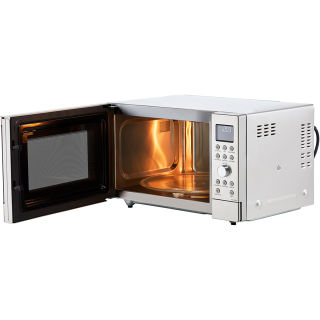 Panasonic NN-CD58JSBPQ 27 Litre Combination Microwave Oven - Silver - NN-CD58JSBPQ_SI - 4