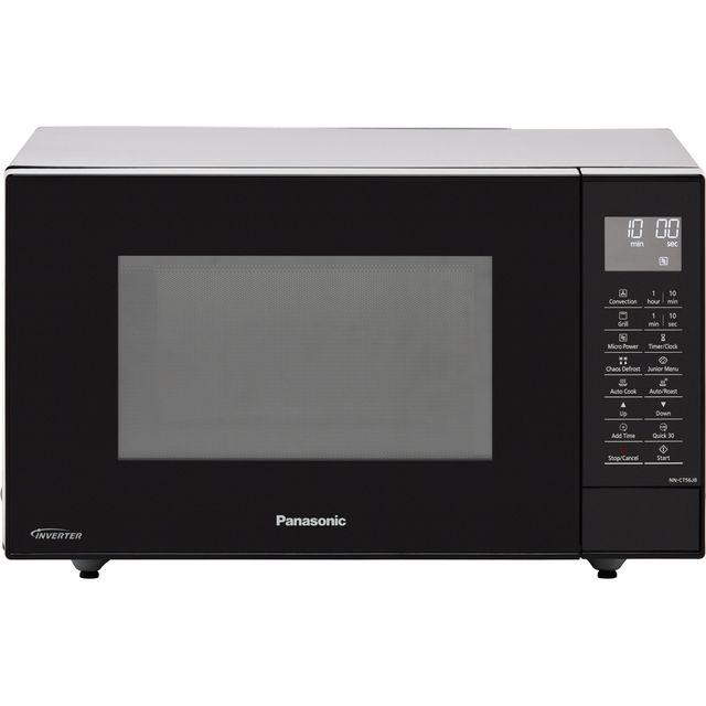 Panasonic NN CT56JBBPQ microwave
