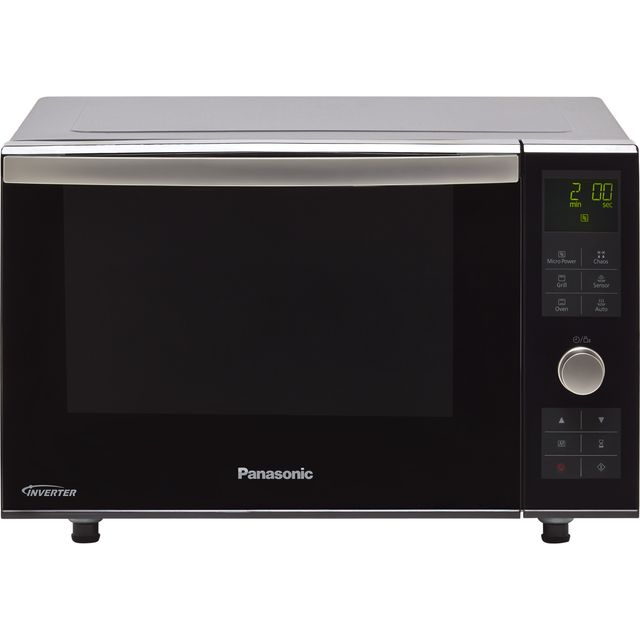 Panasonic NN-DF386BPQ 23 Litre Combination Microwave Oven - Black - NN-DF386BPQ_BK - 1