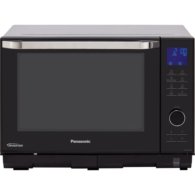 Panasonic 4in1 Steam NN-DS596BBPQ 27 Litre Combination Microwave Oven - Black - NN-DS596BBPQ_BK - 1