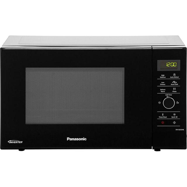 Panasonic NN-SD25HSBPQ 23 Litre Microwave - Black