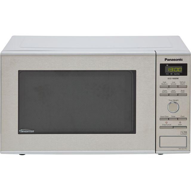 Panasonic NN-SD27HSBPQ 23 Litre Microwave - Stainless Steel