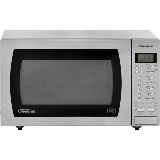Nn Ct585sbpq Combination Inverter Microwave