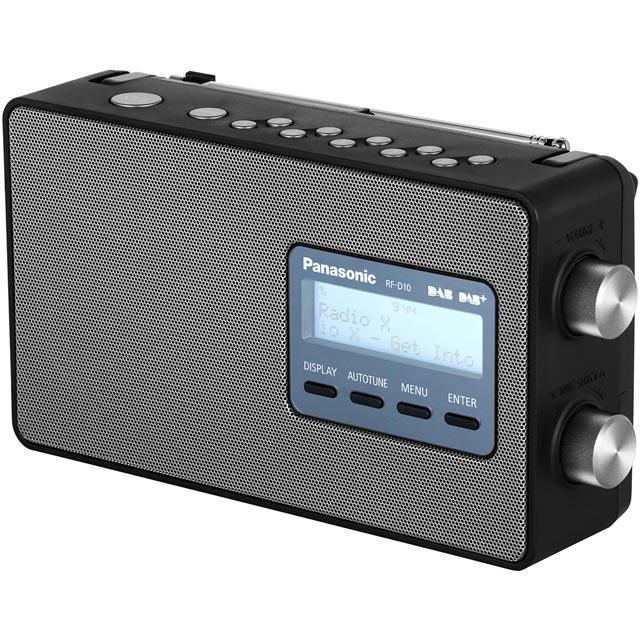 Panasonic Digital Radio review