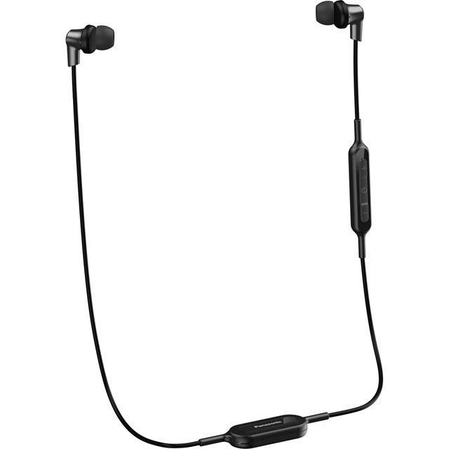 Panasonic RP-NJ300BE-K In-Ear Wireless Headphones - Black - RP-NJ300BE-K - 1