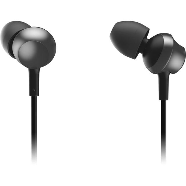Panasonic RP-TCM360E-K In-Ear Headphones - Black