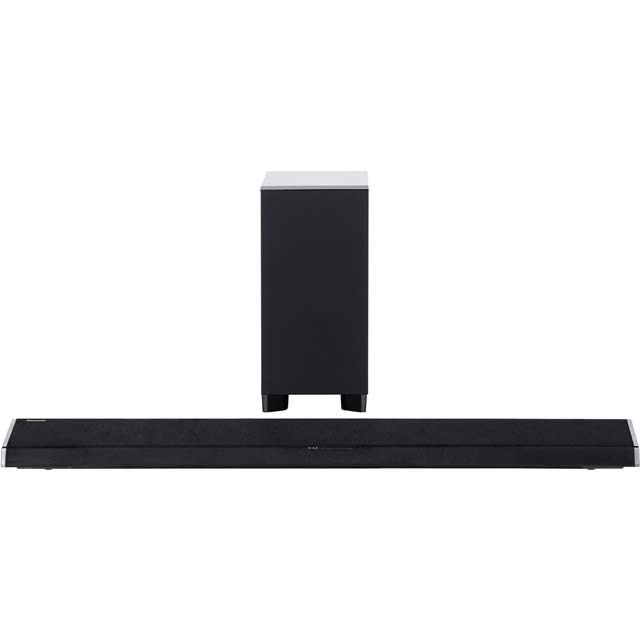Panasonic SC-ALL70 Multiroom Bluetooth Soundbar with Wireless Subwoofer - Black