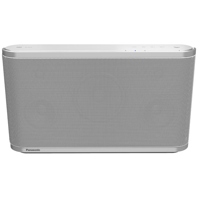 Panasonic SC-ALL8 Multiroom Wireless Audio Speaker - White