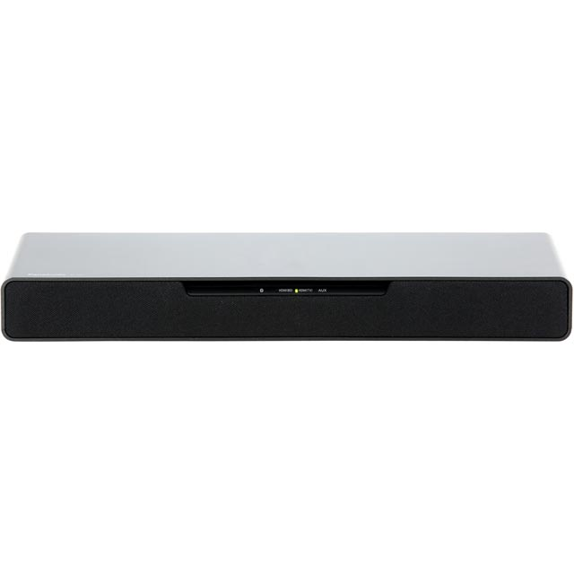 Panasonic SC-SB1EB-K Bluetooth Soundbar with Built-in Subwoofer - Black - SC-SB1EB-K - 1