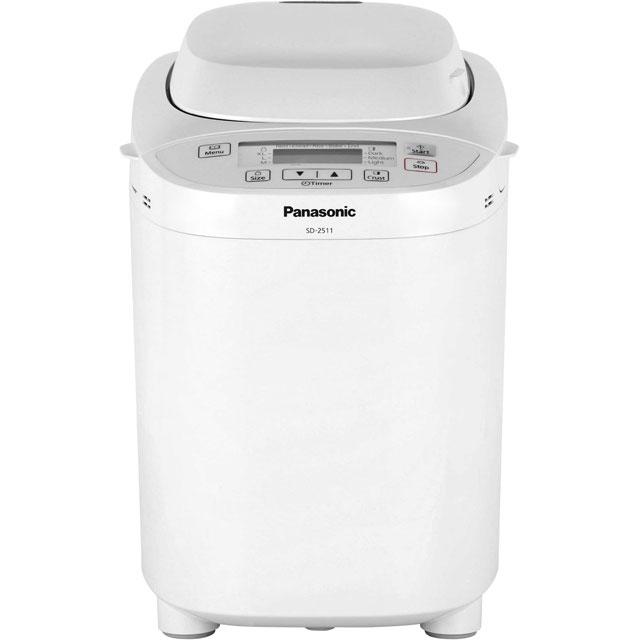 Panasonic SD-2511WXC Bread Maker in White