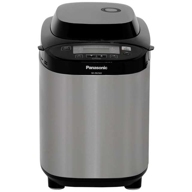 Panasonic SD-ZB2502BXC Bread Maker in Stainless Steel / Black