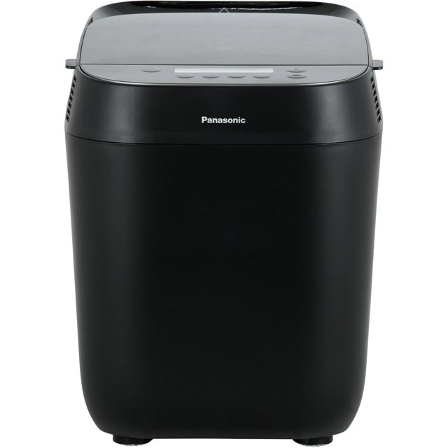 Panasonic Croustina SD-ZP2000KXC Bread Maker with 18 programmes - Black - SD-ZP2000KXC_BK - 1