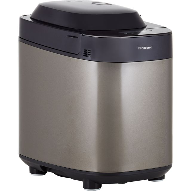 Panasonic SD-ZX2522KXC Bread Maker with 37 programmes - Black / Stainless Steel - SD-ZX2522KXC_BKSS - 1