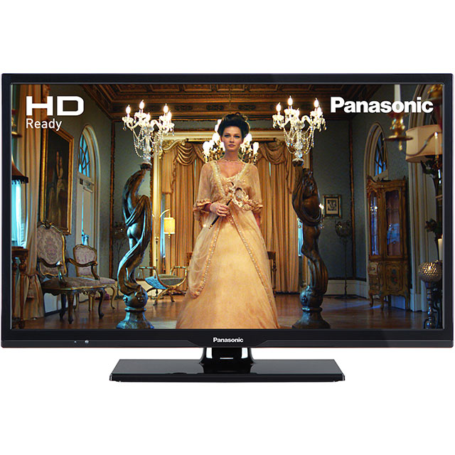 Panasonic TX-24D302B Led Tv in Black