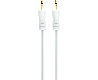 Peerless AL-JJ03 3m 3.5 mm audio Cable - White